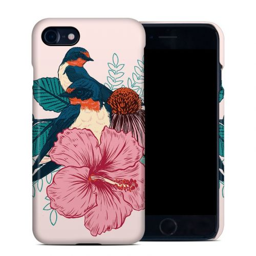 Barn Swallows iPhone 8 Clip Case