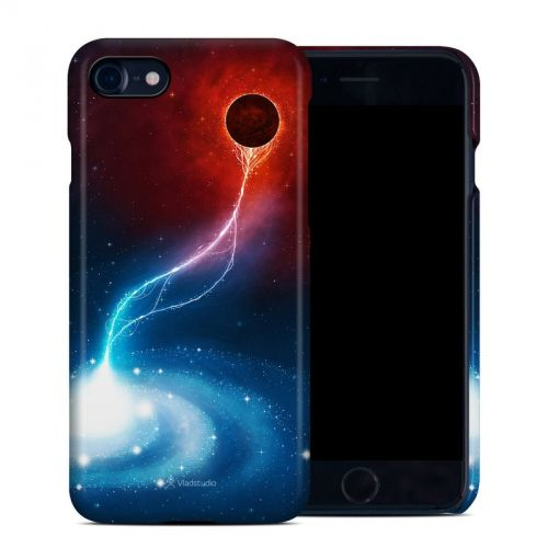 Black Hole iPhone 8 Clip Case