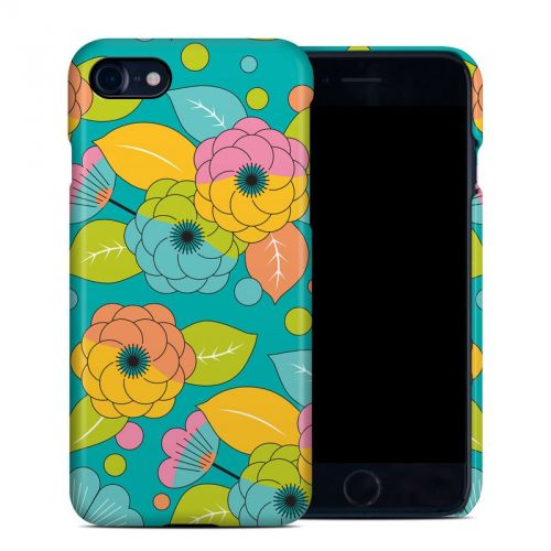 Blossoms iPhone 8 Clip Case