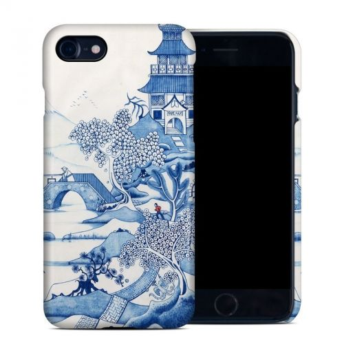 Blue Willow iPhone 8 Clip Case