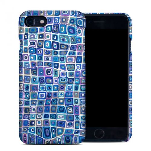 Blue Monday iPhone 8 Clip Case