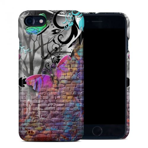 Butterfly Wall iPhone 7 Clip Case