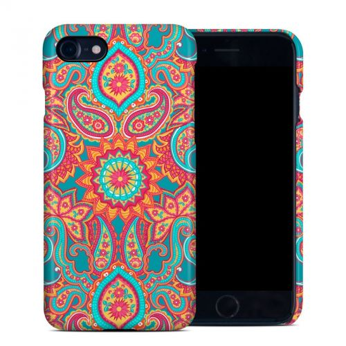 Carnival Paisley iPhone 8 Clip Case