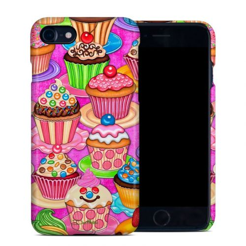 Cupcake iPhone 7 Clip Case