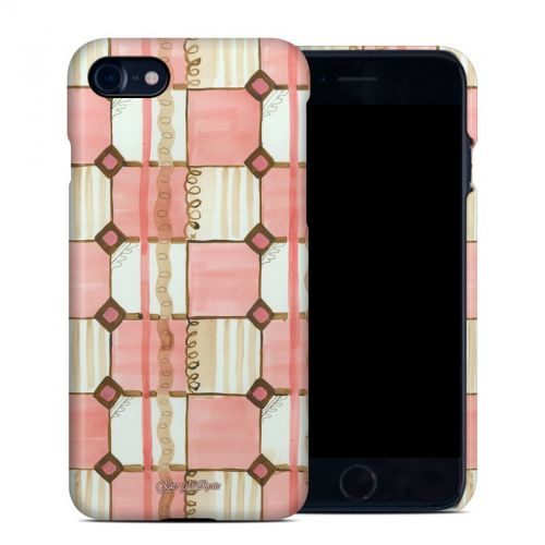 Chic Check iPhone 8 Clip Case