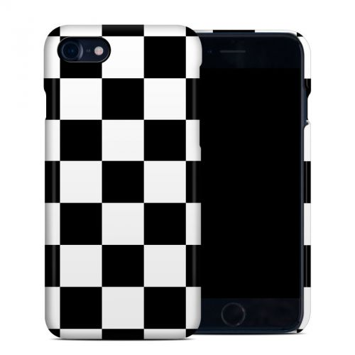 Checkers iPhone 8 Clip Case