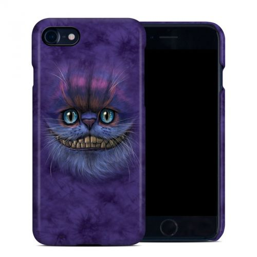 Cheshire Grin iPhone 8 Clip Case