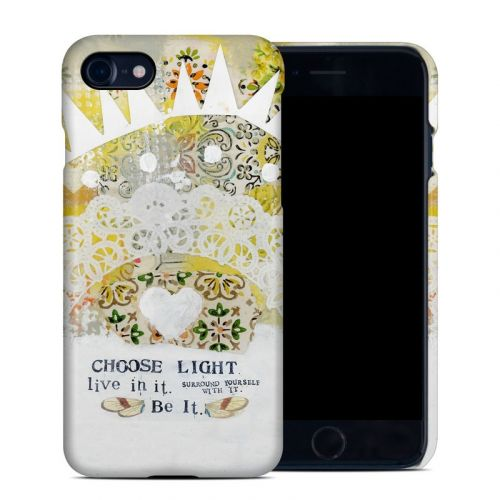 Choose Light iPhone 8 Clip Case