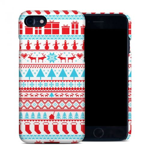 Comfy Christmas iPhone 7 Clip Case
