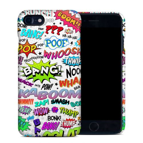 Comics iPhone 8 Clip Case
