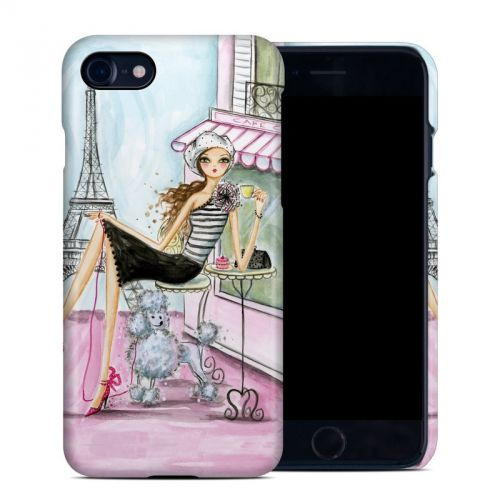Cafe Paris iPhone 8 Clip Case