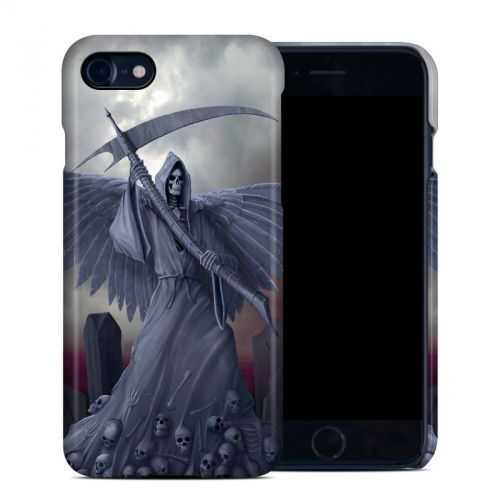 Death on Hold iPhone 7 Clip Case
