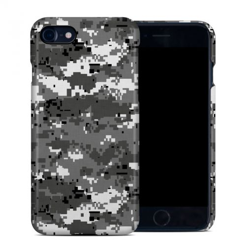 Digital Urban Camo iPhone 8 Clip Case