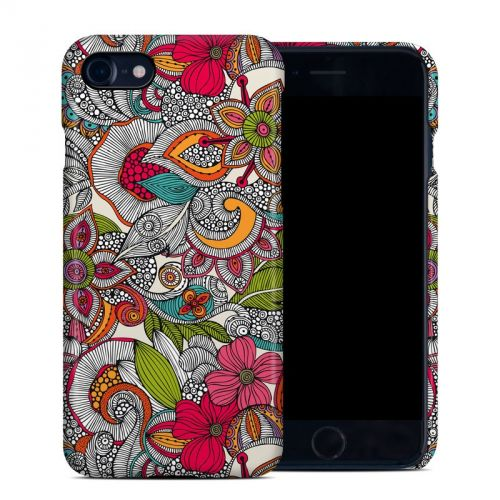 Doodles Color iPhone 8 Clip Case