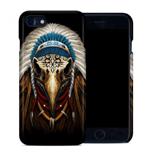 Eagle Skull iPhone 8 Clip Case