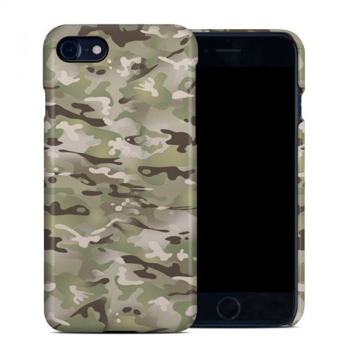 FC Camo iPhone 8 Clip Case