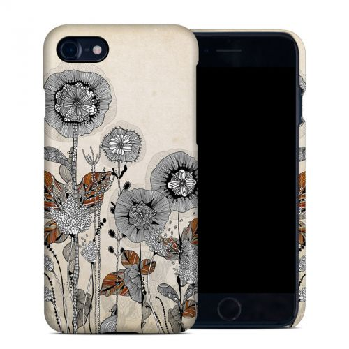 Four Flowers iPhone 8 Clip Case