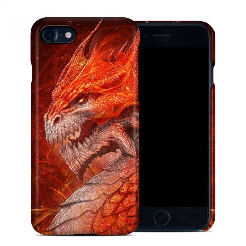Flame Dragon iPhone 7 Clip Case