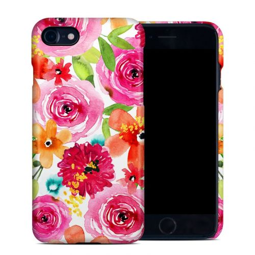 Floral Pop iPhone 8 Clip Case