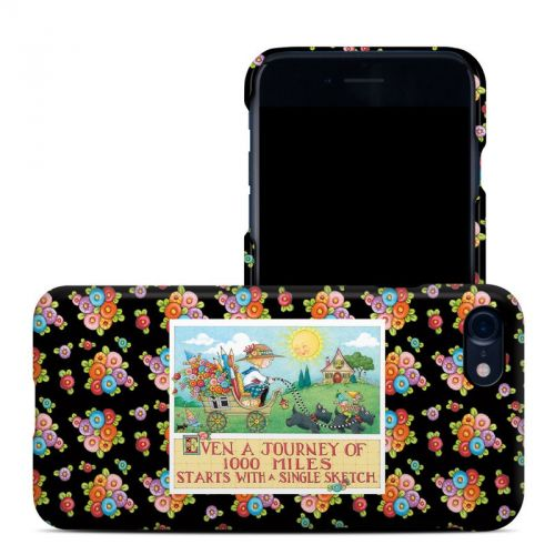 Forty Year Journey iPhone 7 Clip Case