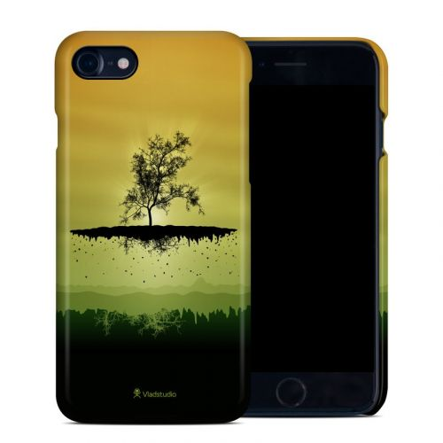 Flying Tree Amber iPhone 8 Clip Case