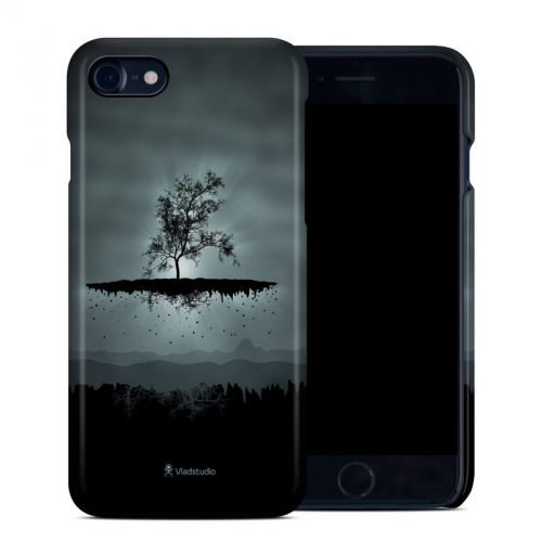 Flying Tree Black iPhone 8 Clip Case