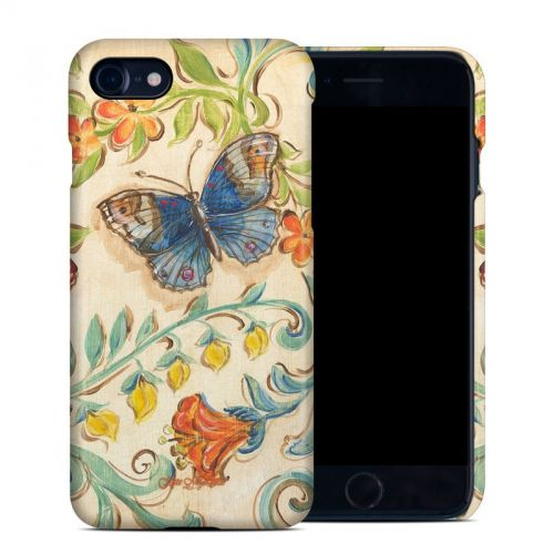 Garden Scroll iPhone 8 Clip Case