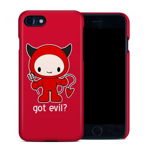 Got Evil iPhone 8 Clip Case
