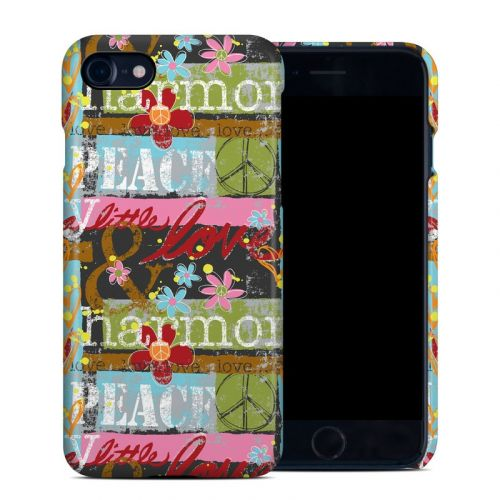 Harmony and Love iPhone 8 Clip Case