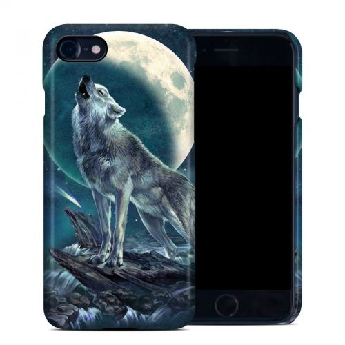 Howling Moon Soloist iPhone 8 Clip Case
