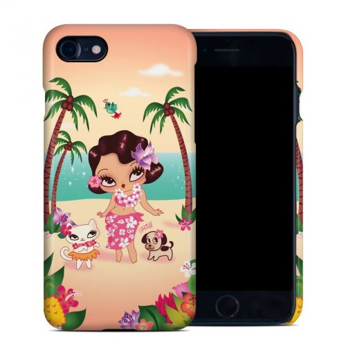 Hula Lulu iPhone 8 Clip Case