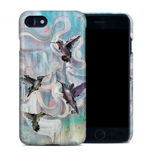 Hummingbirds iPhone 8 Clip Case