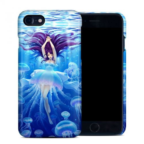 Jelly Girl iPhone 8 Clip Case
