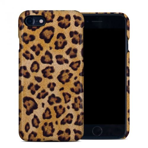 Leopard Spots iPhone 8 Clip Case