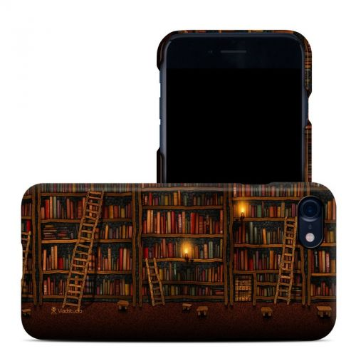 Library iPhone 8 Clip Case