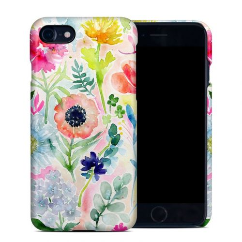 Loose Flowers iPhone 8 Clip Case