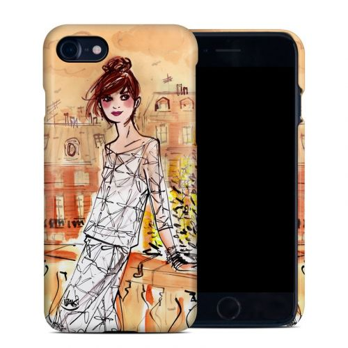 Mimosa Girl iPhone 8 Clip Case