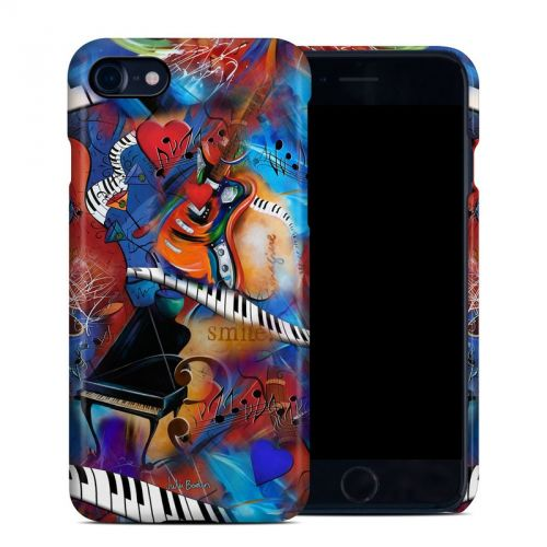 Music Madness iPhone 8 Clip Case