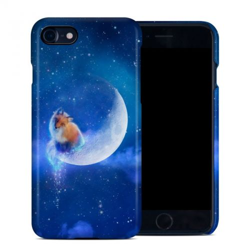 Moon Fox iPhone 7 Clip Case