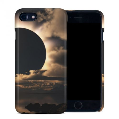 Moon Shadow iPhone 8 Clip Case