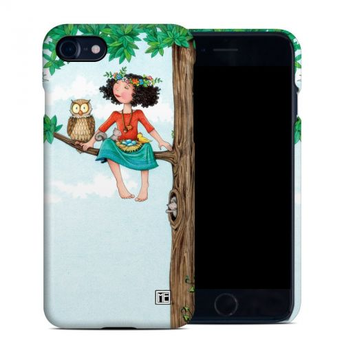 Never Alone iPhone 8 Clip Case