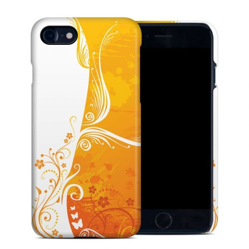 Orange Crush iPhone 7 Clip Case