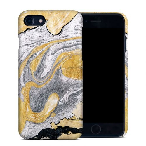 Ornate Marble iPhone 8 Clip Case