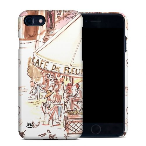 Paris Makes Me Happy iPhone 8 Clip Case