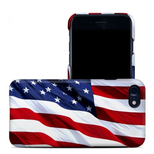 Patriotic iPhone 8 Clip Case