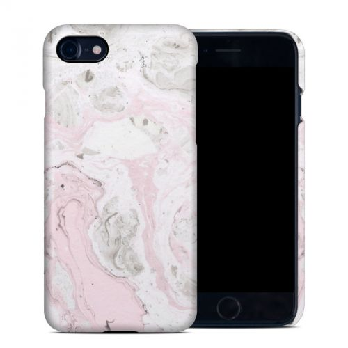 Rosa Marble iPhone 8 Clip Case