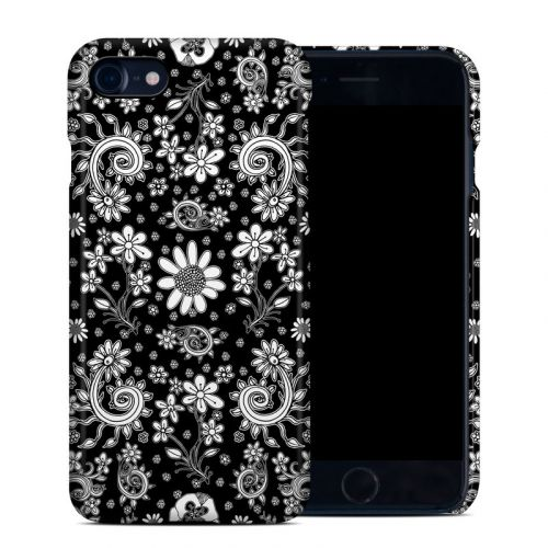 Shaded Daisy iPhone 8 Clip Case