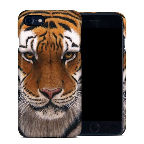 Siberian Tiger iPhone 8 Clip Case