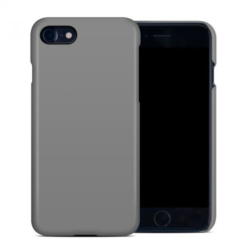 Solid State Grey iPhone 8 Clip Case