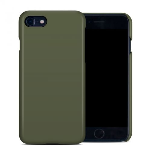 Solid State Olive Drab iPhone 8 Clip Case
